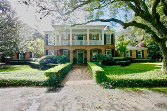 18096 Woodland Drive, Point Clear, AL 36564 (MLS #618829) :: Jason Will Real Estate