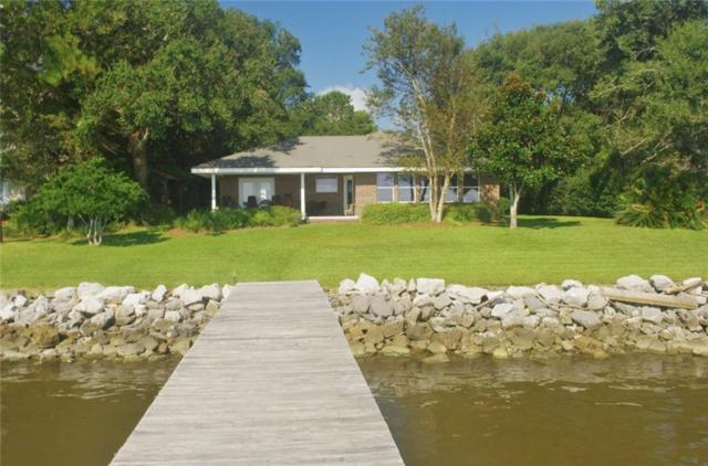 10545 Salt Aire Road E, Theodore, AL 36582 (MLS #618839) :: Jason Will Real Estate