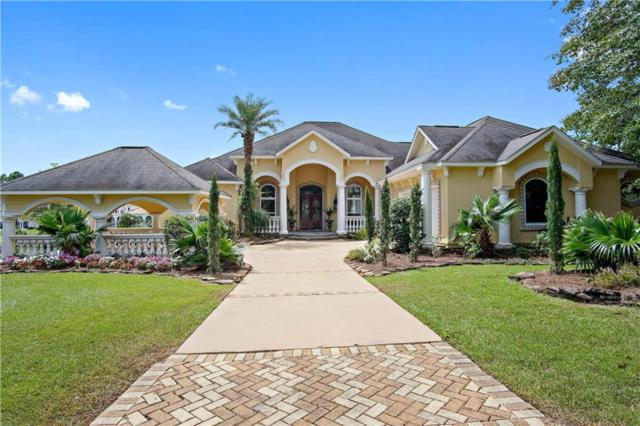 7305 Sable Palms Drive, Mobile, AL 36695 (MLS #618895) :: Berkshire Hathaway HomeServices - Cooper & Co. Inc., REALTORS®