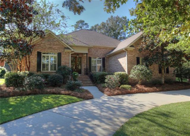 4 Longleaf Circle, Fairhope, AL 36532 (MLS #619645) :: Jason Will Real Estate