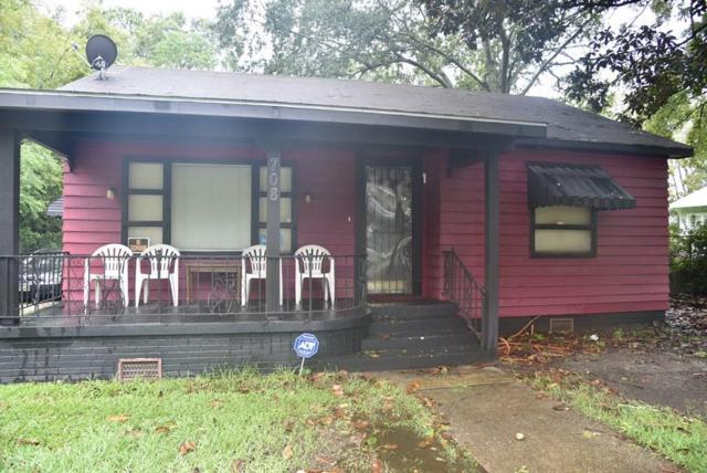 708 Dauphin Island Parkway, Mobile, AL 36606 (MLS #619646) :: Jason Will Real Estate