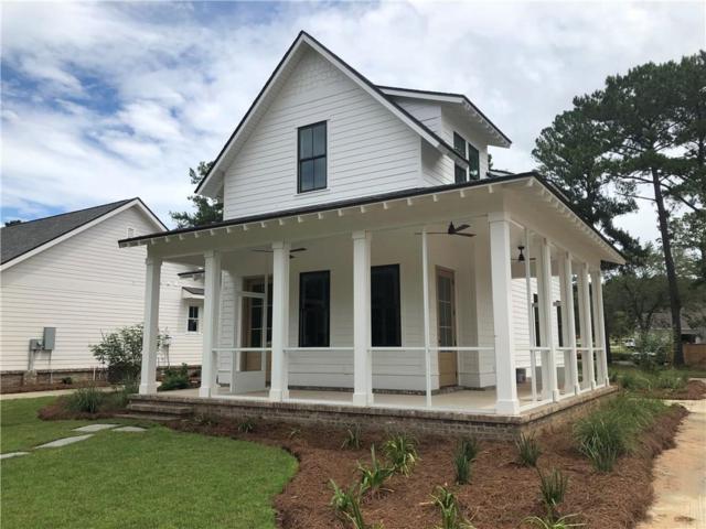 711 Boundary Drive, Fairhope, AL 36532 (MLS #619698) :: Jason Will Real Estate