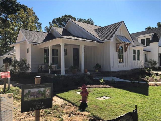 739 Boundary Drive, Fairhope, AL 36532 (MLS #619700) :: Jason Will Real Estate