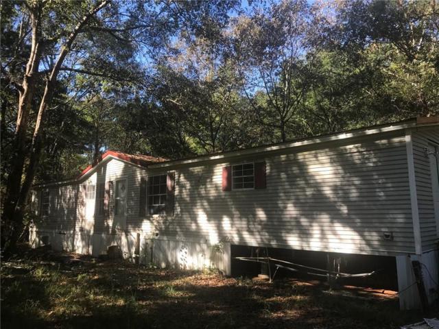10861 John Shinn Road, Chunchula, AL 36521 (MLS #619707) :: Jason Will Real Estate