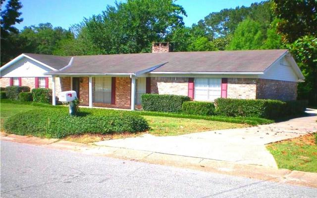 219 Baratara Drive W, Chickasaw, AL 36611 (MLS #619729) :: Jason Will Real Estate