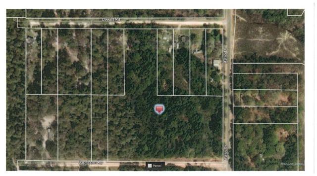 15461 Dewitt Road, Wilmer, AL 36587 (MLS #619732) :: Jason Will Real Estate