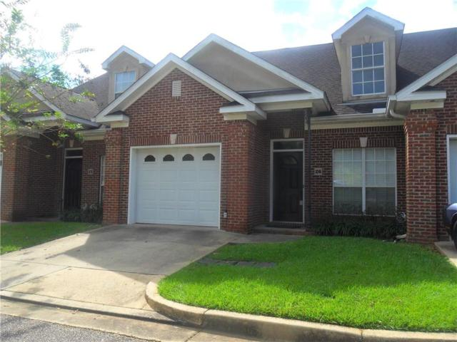 211 West Drive #26, Mobile, AL 36608 (MLS #619829) :: Berkshire Hathaway HomeServices - Cooper & Co. Inc., REALTORS®