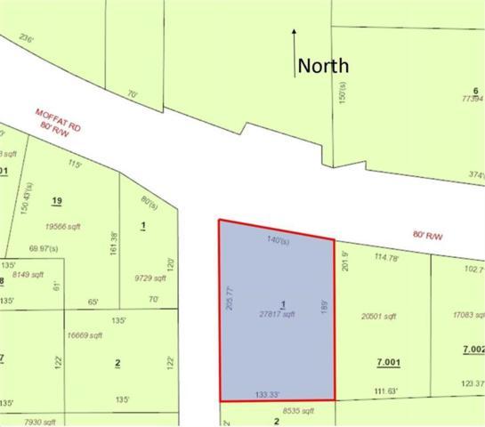 7461 Moffett Road W, Mobile, AL 36618 (MLS #619928) :: Jason Will Real Estate