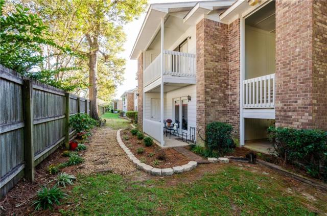 1251 Henckley Avenue #109, Mobile, AL 36609 (MLS #620019) :: Jason Will Real Estate