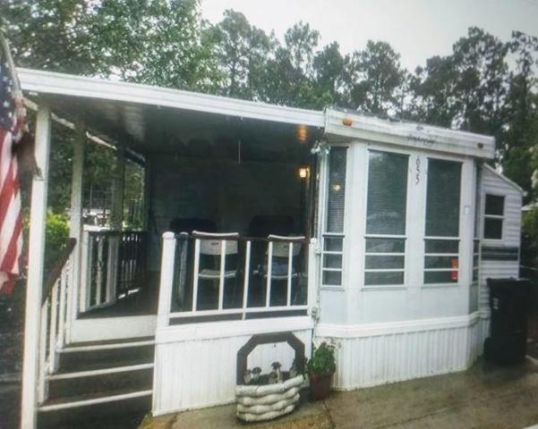 655 Escambia Loop, Lillian, AL 36549 (MLS #620114) :: Jason Will Real Estate