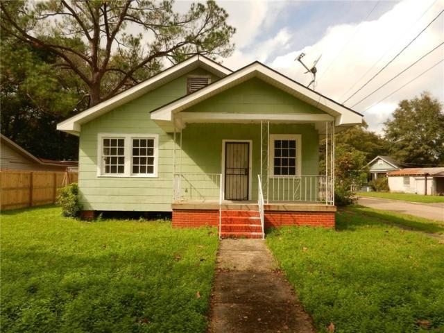 550 Clarke Street, Mobile, AL 36606 (MLS #620505) :: Jason Will Real Estate