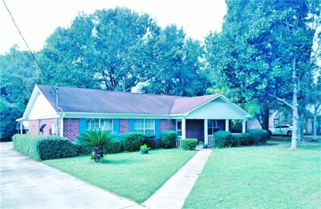 7180 Pecan Terrace Drive, Theodore, AL 36582 (MLS #620579) :: JWRE Mobile