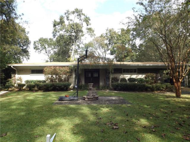 2058 Point Legere Road, Mobile, AL 36605 (MLS #620606) :: Jason Will Real Estate