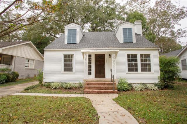 114 Crenshaw Street, Mobile, AL 36606 (MLS #620625) :: Jason Will Real Estate