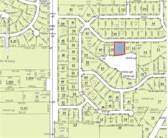 8365 Lake Myrtle Drive, Theodore, AL 36582 (MLS #620690) :: JWRE Mobile