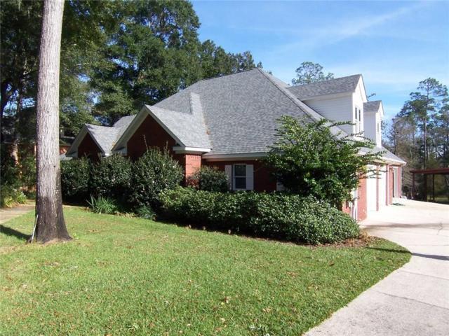 5858 Vaughn Drive E, Satsuma, AL 36572 (MLS #620707) :: Jason Will Real Estate