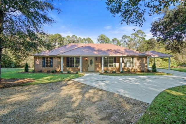 20940 Langford Road, Fairhope, AL 36532 (MLS #621112) :: Jason Will Real Estate