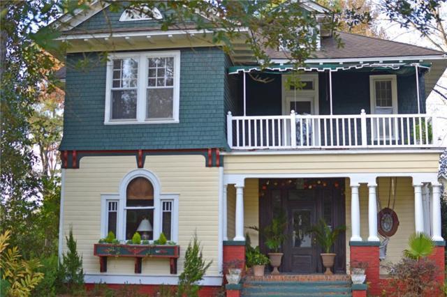 309 1ST Street, Bay Minette, AL 36507 (MLS #621230) :: JWRE Mobile