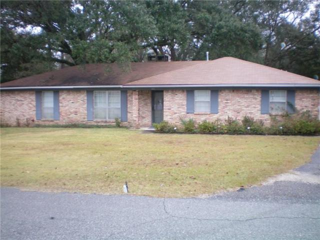 617 Ann Street, Saraland, AL 36571 (MLS #621421) :: Jason Will Real Estate