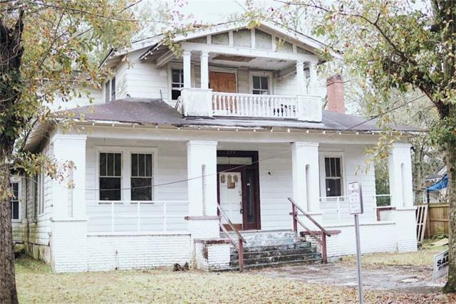 259 Cherokee Street, Mobile, AL 36606 (MLS #621641) :: Jason Will Real Estate