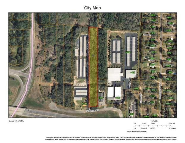 5020 Moffett Road, Mobile, AL 36618 (MLS #621698) :: Jason Will Real Estate
