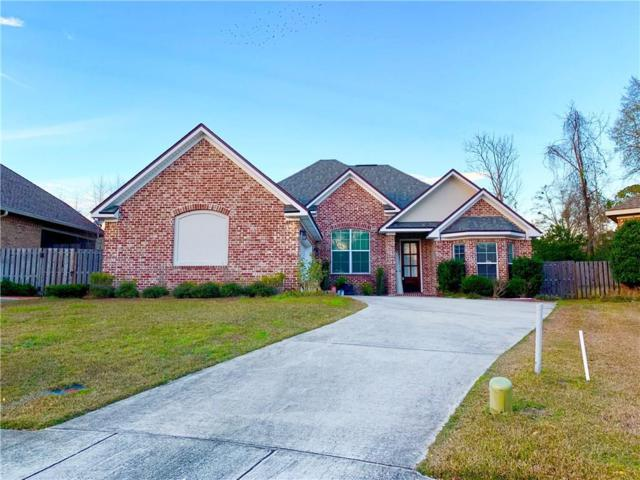 6136 Louise Place E, Mobile, AL 36609 (MLS #622204) :: Jason Will Real Estate