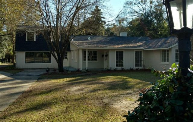 2455 Mount Island Drive, Mobile, AL 36606 (MLS #622222) :: Jason Will Real Estate
