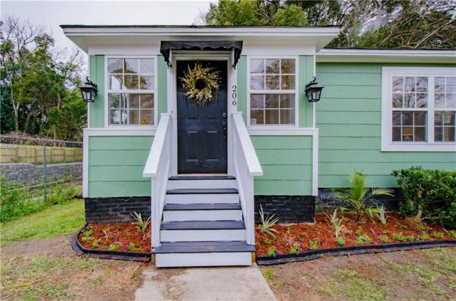 206 Morgan Avenue, Mobile, AL 36606 (MLS #622232) :: Jason Will Real Estate