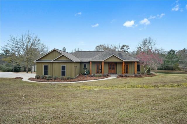 12985 Oak Court, Wilmer, AL 36587 (MLS #622802) :: Jason Will Real Estate