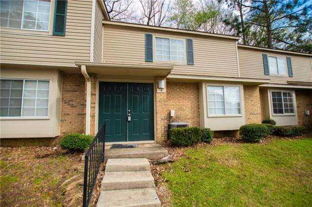 6701 Dickens Ferry Road #4, Mobile, AL 36608 (MLS #623586) :: Berkshire Hathaway HomeServices - Cooper & Co. Inc., REALTORS®