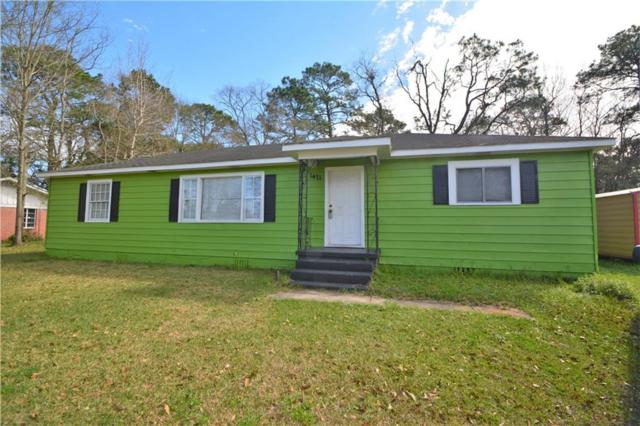 1471 Fairfield Street, Mobile, AL 36606 (MLS #623591) :: Berkshire Hathaway HomeServices - Cooper & Co. Inc., REALTORS®