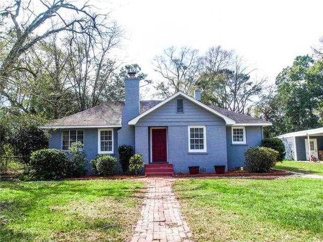 2865 Potter Drive, Mobile, AL 36606 (MLS #623600) :: Jason Will Real Estate
