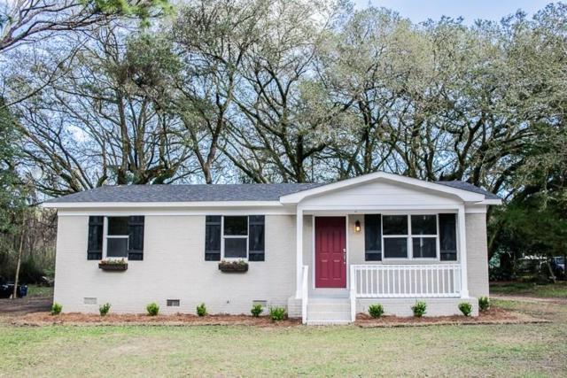 5799 Hillview Road, Mobile, AL 36619 (MLS #623892) :: Jason Will Real Estate