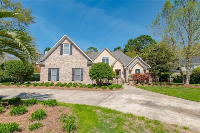 210 South Drive, Fairhope, AL 36532 (MLS #623895) :: Jason Will Real Estate