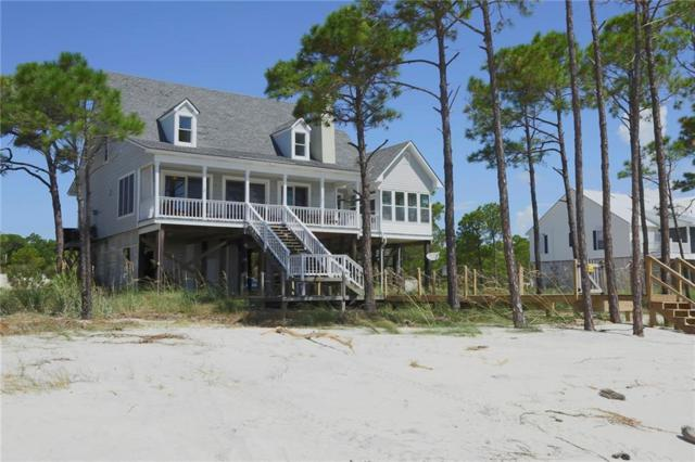 345 Audubon Place, Dauphin Island, AL 36528 (MLS #623916) :: Jason Will Real Estate