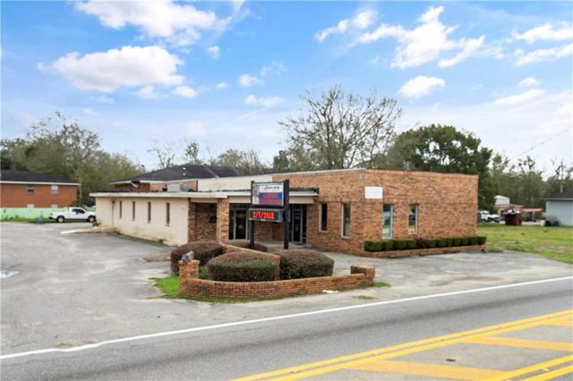 2168 St Stephens Road, Mobile, AL 36617 (MLS #623975) :: Jason Will Real Estate