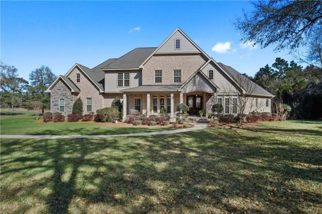 2160 Ellen Drive, Semmes, AL 36575 (MLS #623985) :: Jason Will Real Estate