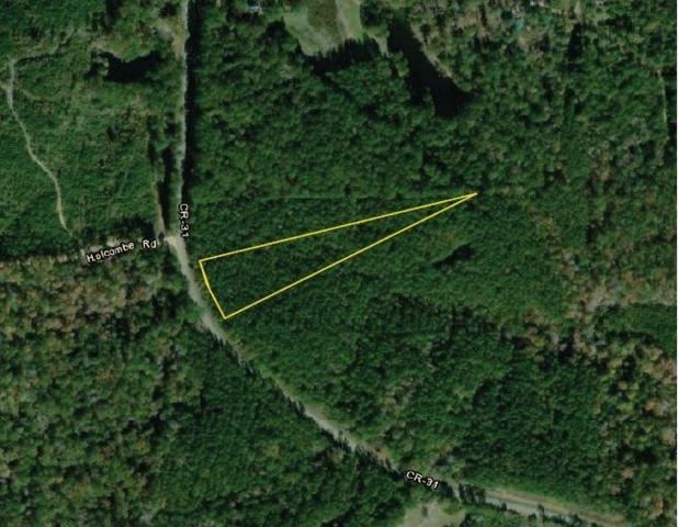 0 County Hwy 31, FRANKVILLE, AL 36538 (MLS #624081) :: Jason Will Real Estate