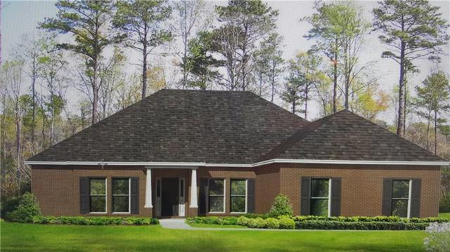 2446 Clairmont Drive W, Semmes, AL 36575 (MLS #624105) :: Jason Will Real Estate