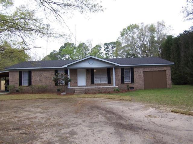 6634 Oak Drive E, Theodore, AL 36619 (MLS #624308) :: JWRE Mobile