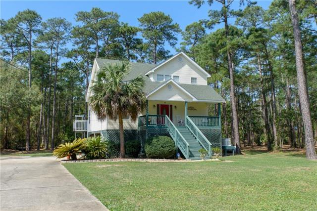 123 Dewberry Street, Dauphin Island, AL 36528 (MLS #624407) :: Jason Will Real Estate