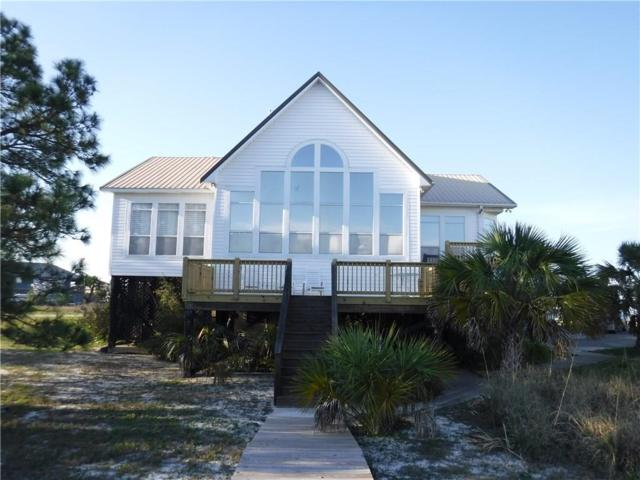 535 Barcelona Drive, Dauphin Island, AL 36528 (MLS #624426) :: Jason Will Real Estate