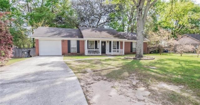 6971 Joy Court, Theodore, AL 36582 (MLS #624655) :: Jason Will Real Estate