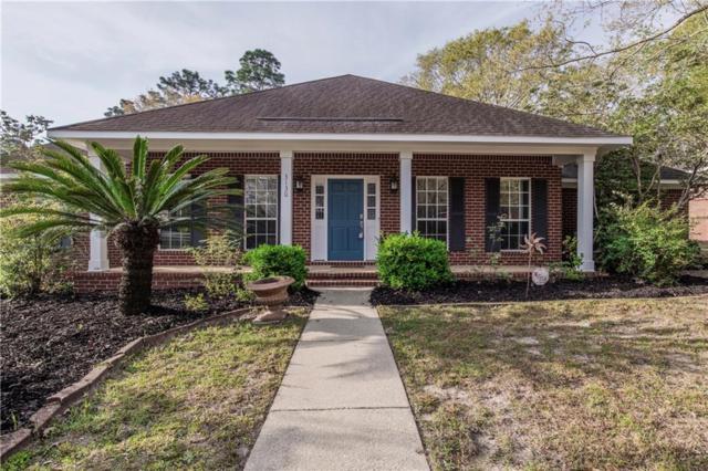 3130 Goldeneye Drive, Mobile, AL 36695 (MLS #624658) :: Jason Will Real Estate