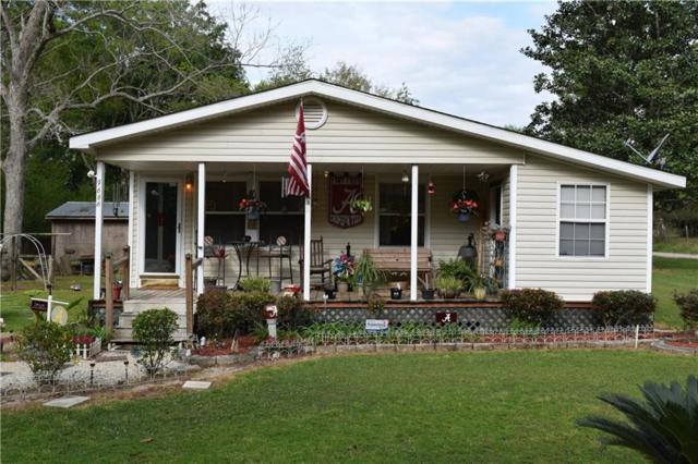9666 Argyle Road, Irvington, AL 36544 (MLS #624705) :: Berkshire Hathaway HomeServices - Cooper & Co. Inc., REALTORS®