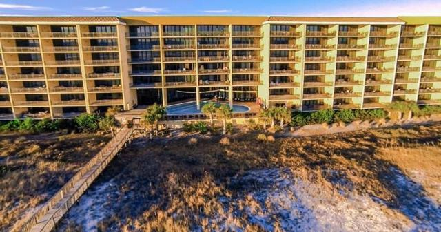 1601 Bienville Boulevard #312, Dauphin Island, AL 36528 (MLS #624757) :: Jason Will Real Estate