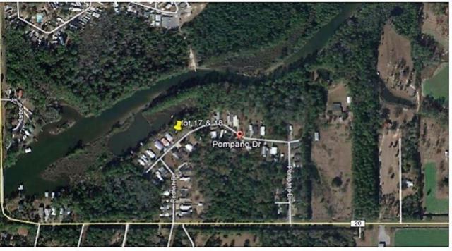 25009 Pompano Drive, Elberta, AL 36530 (MLS #624815) :: Jason Will Real Estate