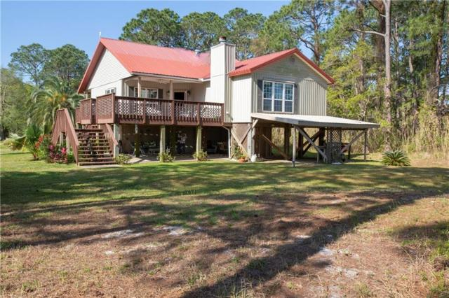 714 Cadillac Avenue, Dauphin Island, AL 36528 (MLS #624829) :: Jason Will Real Estate