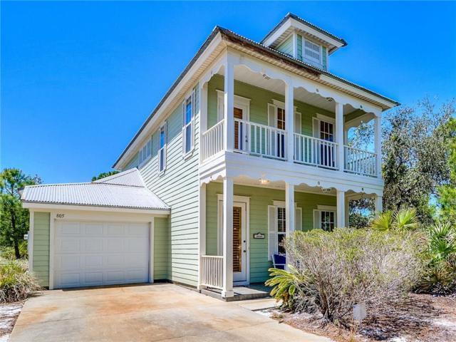 805 Lorrain Circle, Gulf Shores, AL 36542 (MLS #624847) :: Berkshire Hathaway HomeServices - Cooper & Co. Inc., REALTORS®
