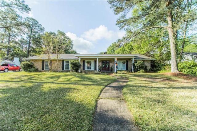 3763 Conway Drive S, Mobile, AL 36608 (MLS #625110) :: Berkshire Hathaway HomeServices - Cooper & Co. Inc., REALTORS®